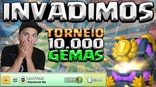 Download INVADIMOS TORNEIO DE 10.000 GEMAS E OLHE NO QUE DEU. Video