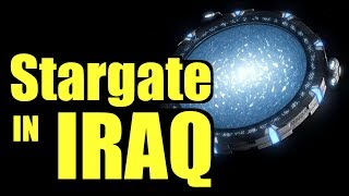 Download Discovered: the Stargate in Iraq - real Stargate portal, Iraq Stargate conspiracy, Zecharia Stitchin Video