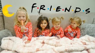Download FIRST SLEEPOVER WITH EVERLEIGH and AVA Video