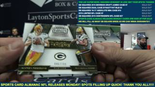 Download SB SQUARES - 2016 Panini Contenders Football 12 Box Case Break #27 WOW! Video
