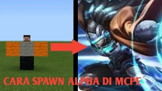 Trik kuda pegasus minecraft pe indonesia saya pake lagu intronya