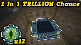 Download This Is The RAREST Minecraft Seed EVER (1 in 1 Trillion) Video