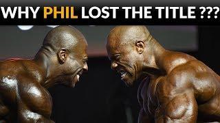 Download SHAWN RHODEN VS PHIL HEATH COMPARISON   2018 MR OLYMPIA... Video