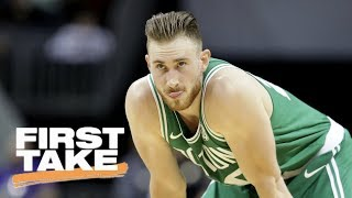 Download First Take reacts to Gordon Hayward's injury during Celtics vs. Cavaliers | First Take | ESPN Video