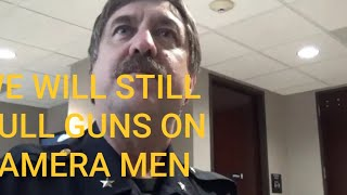 Download Desoto police department - no more pulling guns on journalists Video
