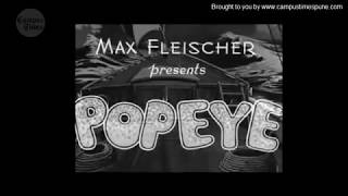 Download Popeye The Sailor Man Intro Theme Song - Evergreen Cartoon Series of 1990s Video