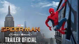 Download SPIDER-MAN HOMECOMING. Tráiler Oficial #2 en español HD. Ya en cines. Video