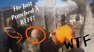 Download Top 5 Craziest Airsoft Fights That End Badly (MAN ASSAULTS A REFF) Video