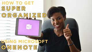 Download How To Get Super Organized Using Microsoft OneNote Video