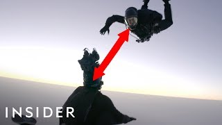 Download The 8 Most Thrilling Stunts In The 'Mission: Impossible' Movies Video