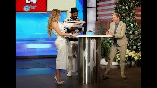 Download Jennifer Lopez and Ellen Play '5 Second Rule' – Extended Version Video