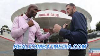 Download BERNARD HOPKINS VS. JOE SMITH JR. MEDIA CALL Video