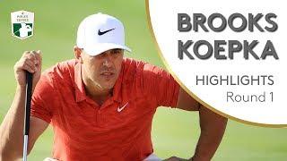 Download Brooks Koepka Highlights | Round 1 | 2019 Abu Dhabi HSBC Championship Video