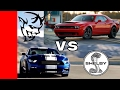 Download 750HP Shelby Super Snake vs 840HP Dodge Demon Exhaust & Engine Sound Video