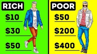 Download 7 Main Differences Between Rich and Poor People Video