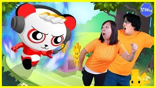Download TAG WITH RYAN Challenge !! Let's Play BRAND NEW Ryan ToysReview Game on iPad Video