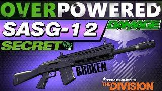 Download The Division 1.8.1 SASG DAMAGE SECRET   OP RANGE   SASG STRIKER IS BROKEN Video