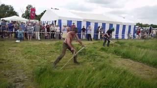 Download Scythe vs Brushcutter 1 - South West Annual Scythe Festival - June 2010 Video