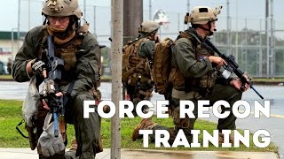 Download US Marines Force Recon Training - USMC Force Recon Training Video