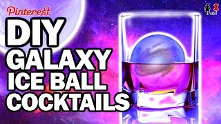 Download DIY GALAXY Ice Ball Cock Tails, Corinne VS Pin #29 Video