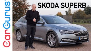 Download Skoda Superb Estate (2020) Review: Very hard to fault | CarGurus UK Video