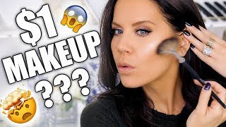 Download $1 MAKEUP TRY-ON HAUL! Mind Blown!! Video