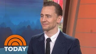 Download Tom Hiddleston On 'Kong: Skull Island,' His Relationship With Taylor Swift | TODAY Video