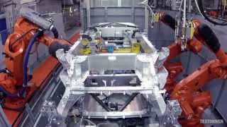 Download BMW i3 Production - Part 1 Video
