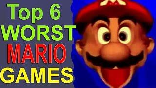 Download Top 6 Worst Mario Games Video