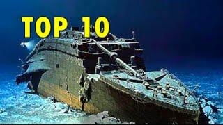 Download Top 10 Famous Shipwrecks - Titanic, Britannic, Andrea Doria, Lusitania & more! Video