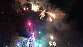 Download Запалване на Коледната елха във Варна - 06.12.2018 г. Video