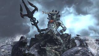 Download God of War 3 PS4 - Poseidon Boss (1080p 60fps) Video
