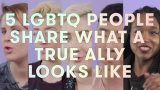 Download What Is A True Ally? Video