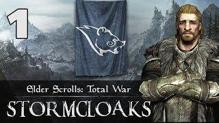 Download SKYRIM AT WAR - Elder Scrolls: Total War - Stormcloaks Campaign #1 Video