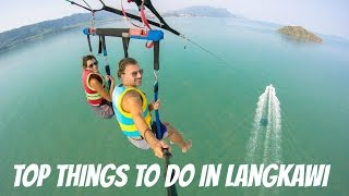 Download Top things to do in Langkawi Malaysia Video