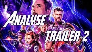 Download AVENGERS ENDGAME : analyse du trailer 2 et théories Video