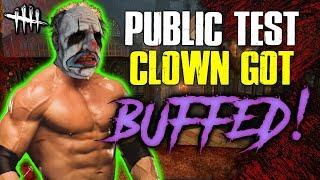 Download Clown got BUFFED - PTB [#181] Dead by Daylight with HybridPanda Video