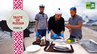 Download It's Fish Day: Preparing native Russian fish on the shore of Lake Ladoga - Taste of Russia Ep. 18 Video