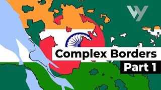 Download The Most Complex International Borders in the World Video