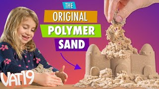Download The Original Kinetic Sand by Brookstone Video