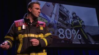 Download A Firefighter's Approach to a Future-proof Community | Peter Bloemers | TEDxVenlo Video