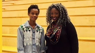Download Engineering Real-life Heroes with Letitia Wright | Shell Eco-marathon | #makethefuture Video