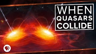 Download When Quasars Collide STJC | Space Time Video