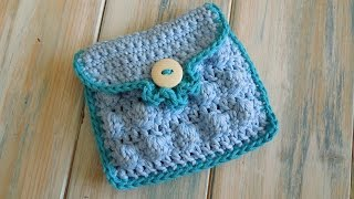 Download (crochet) How To - Crochet a Small Purse - Yarn Scrap Friday Video