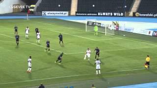 Download Zawisza Bydgoszcz - SV Zulte Waregem 1-3 (Ruime samenvatting, 24/07/2014) Video