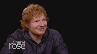 Download Ed Sheeran on Charlie Rose - The Full Interview (Oct. 2, 2015) | Charlie Rose Video