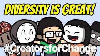 Download YouTube Creators For Change | Fergie JNX - Diversity is Great! Video