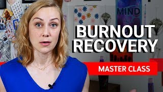Download Recovering from Creator Burnout | Master Class #2 ft. Kati Morton Video