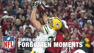 Download Top 10 Greatest ″Forgotten″ Moments in NFL History | NFL Video