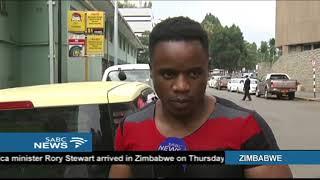Download Mnangagwa pledges to resuscitate Zimbabwe's economy Video